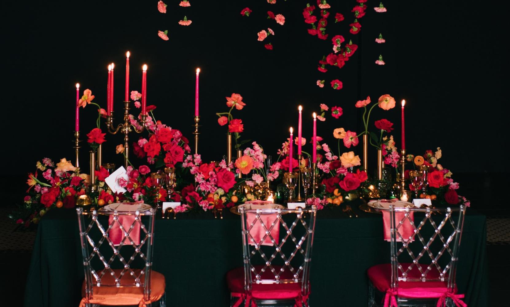 Must-Have Rentals for Your Glam Wedding