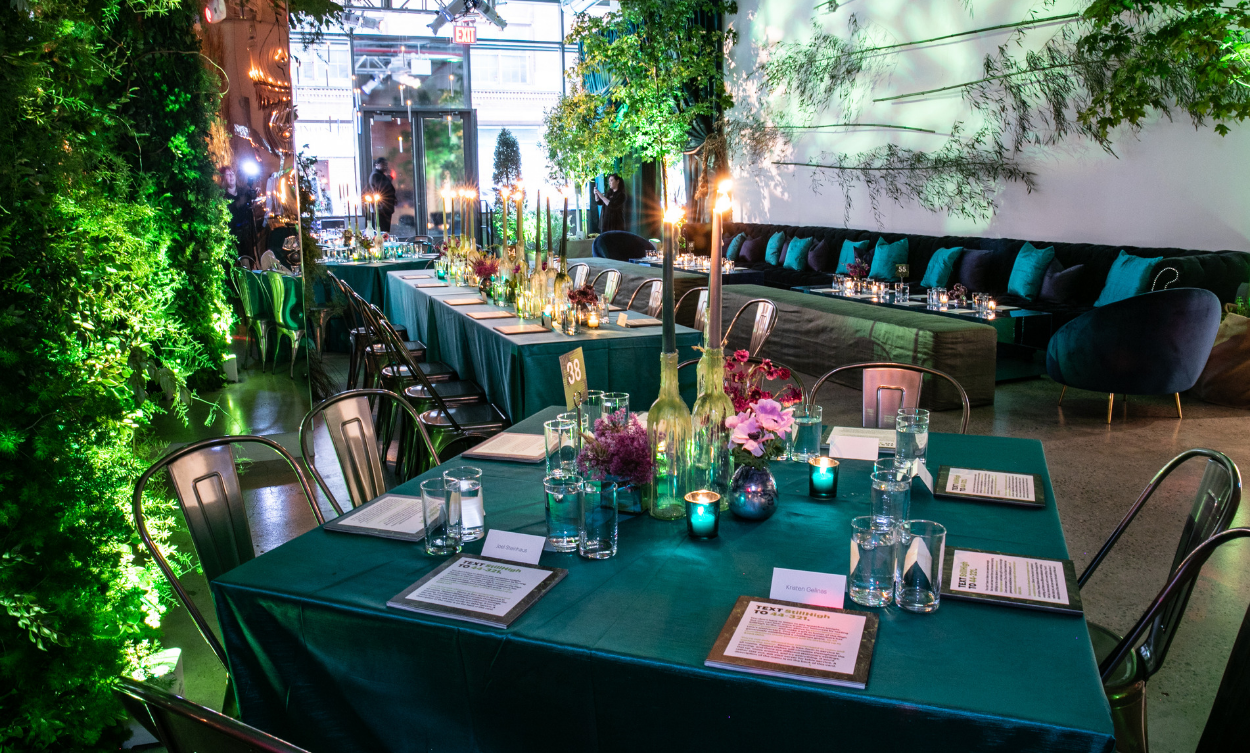 Take Wedding Decor to the Next Level with Table Linens