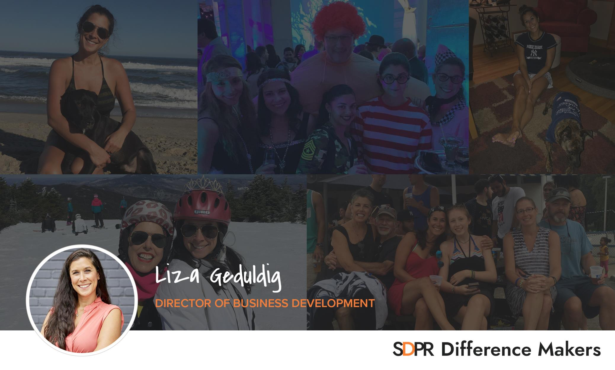 Spotlight On: Liza — Business Development Director & Outdoor Enthusiast