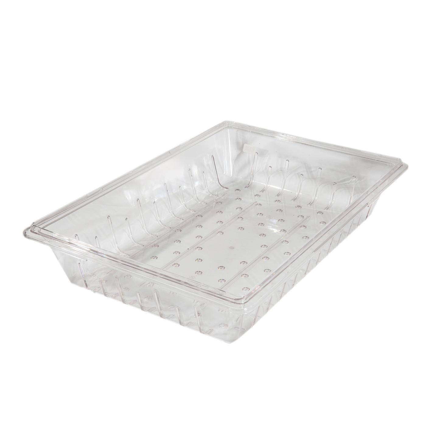 Ice Tub Strainer