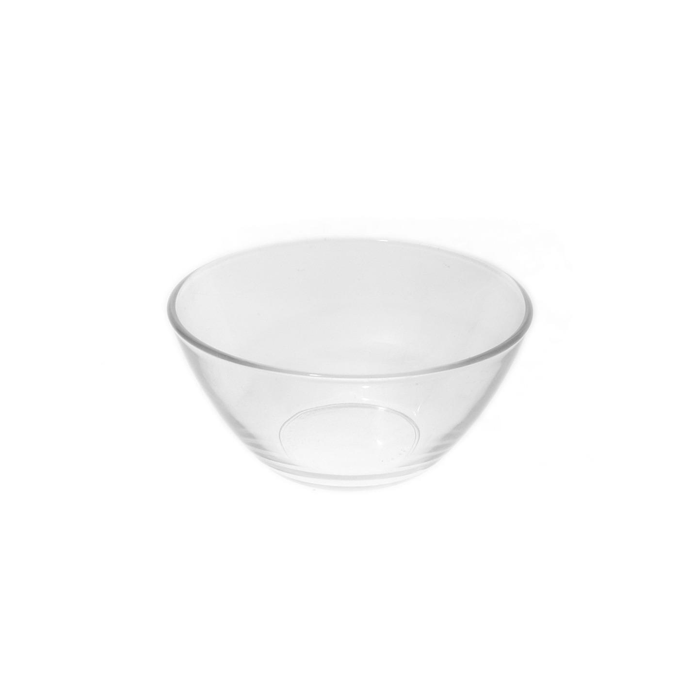 """Glass V Bowl - 5"""""""