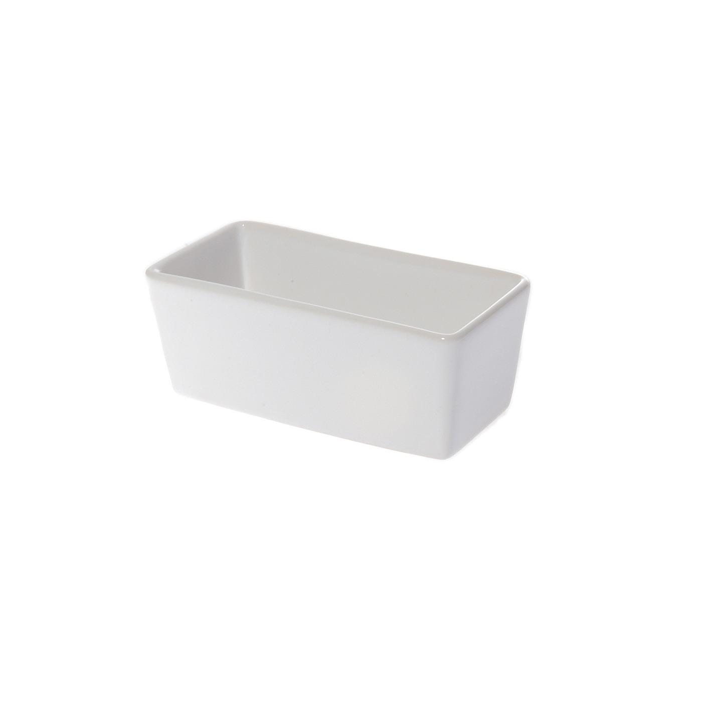 White Ceramic Sugar Packet Holder