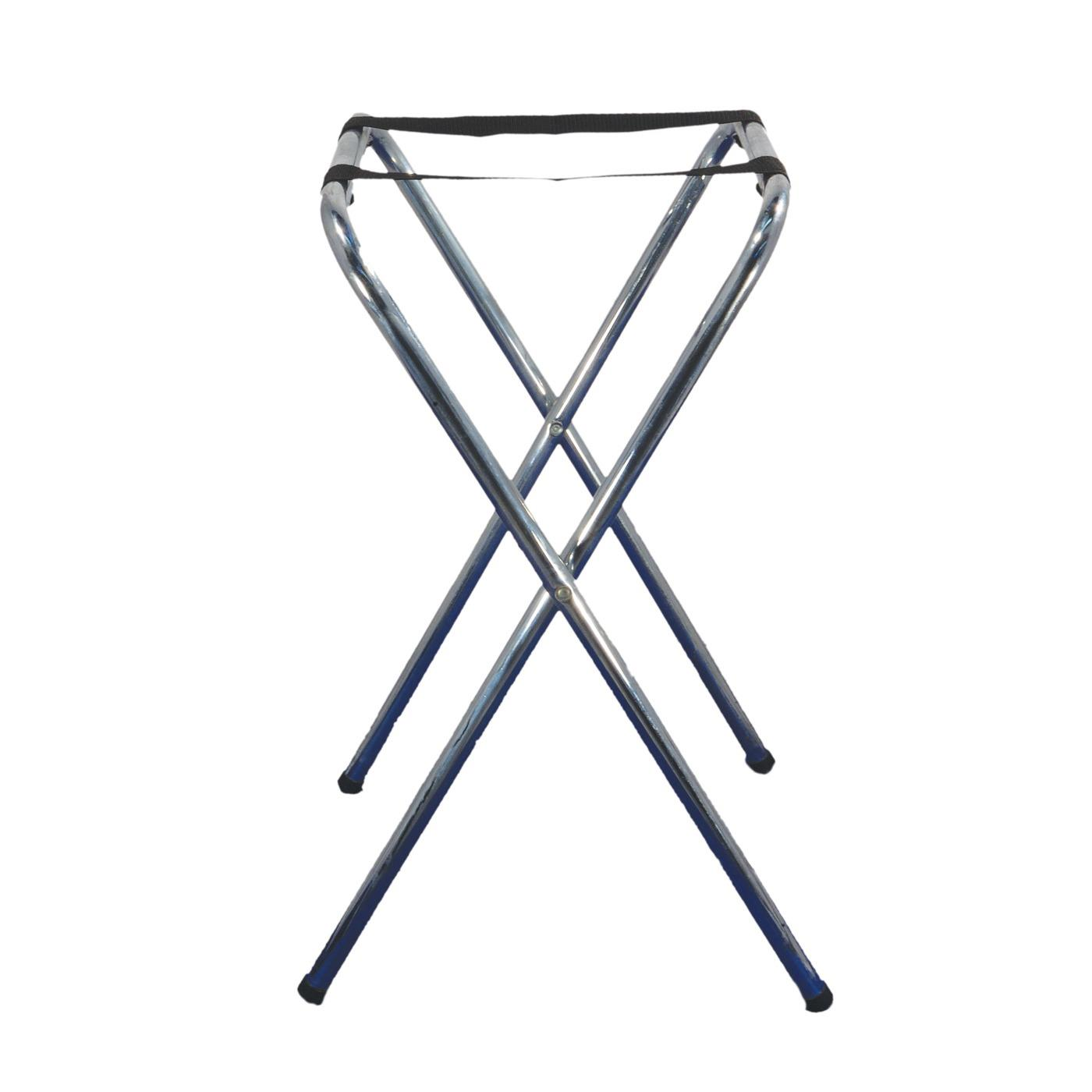 Chrome Waiter Stand