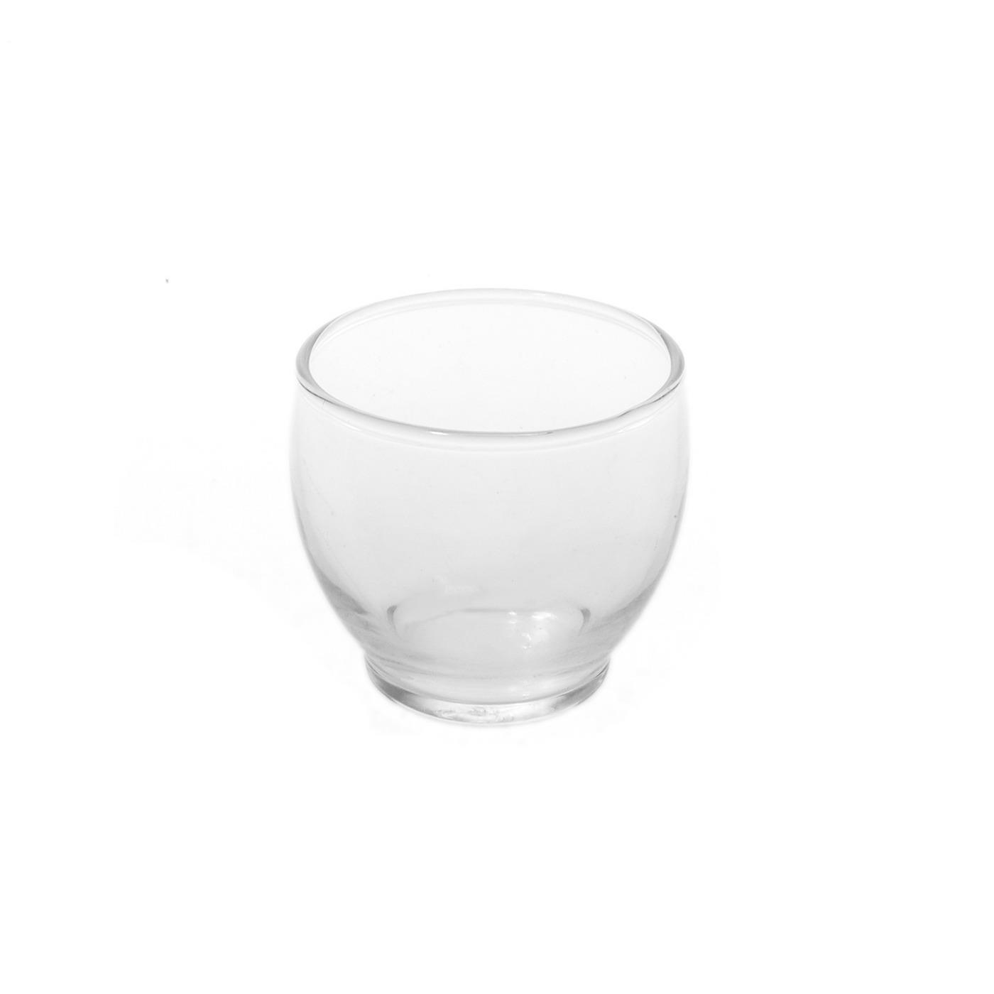 Clear Votive - Roly