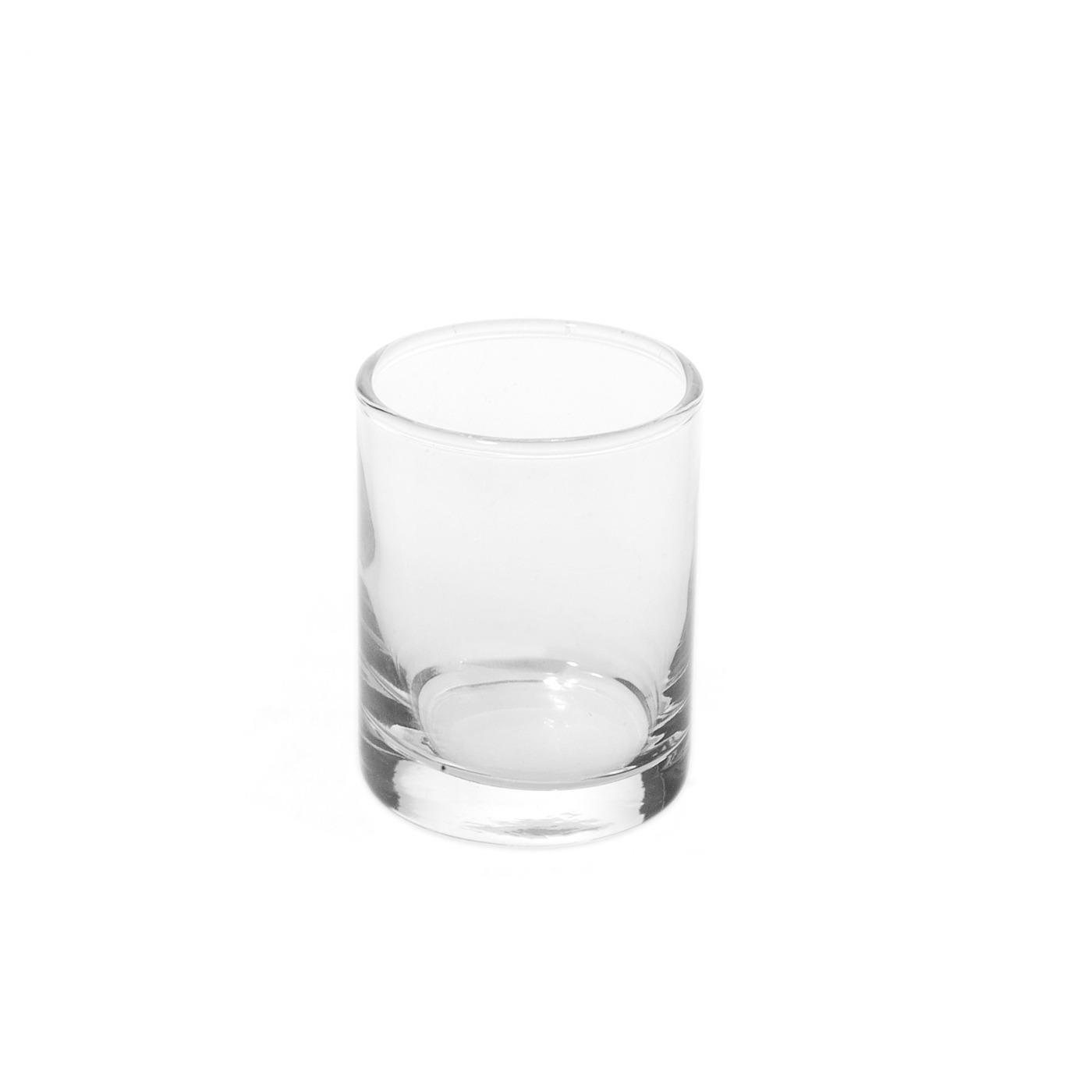 Clear Votive - Straight