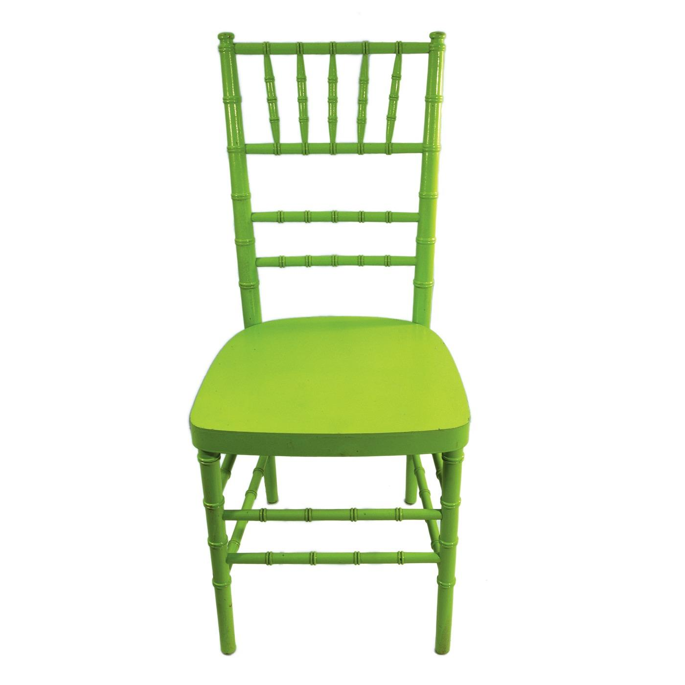 Lime Reception Chair