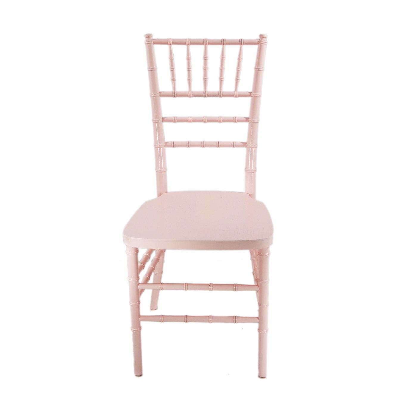 Light Pink Reception Chair