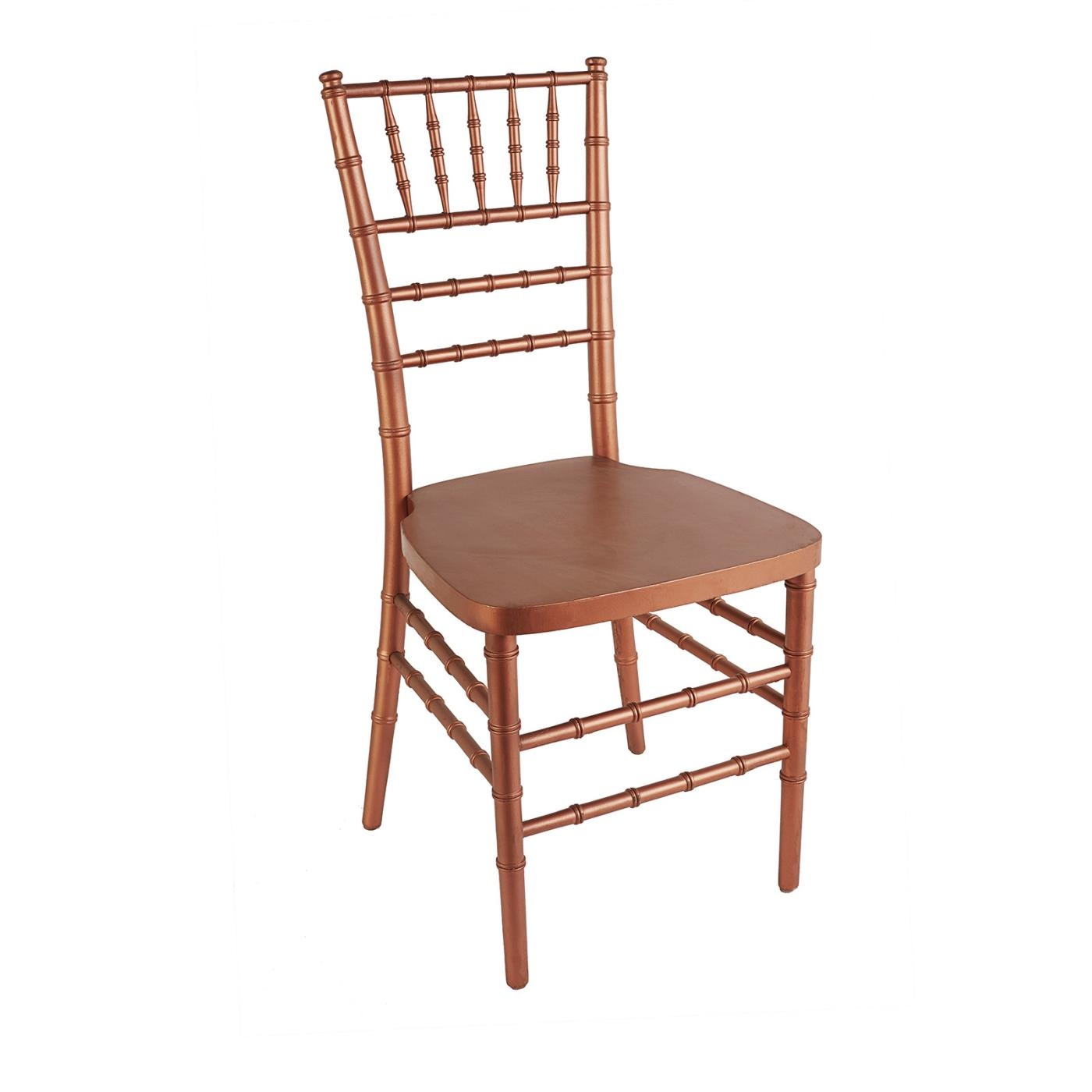 Copper Reception Chair