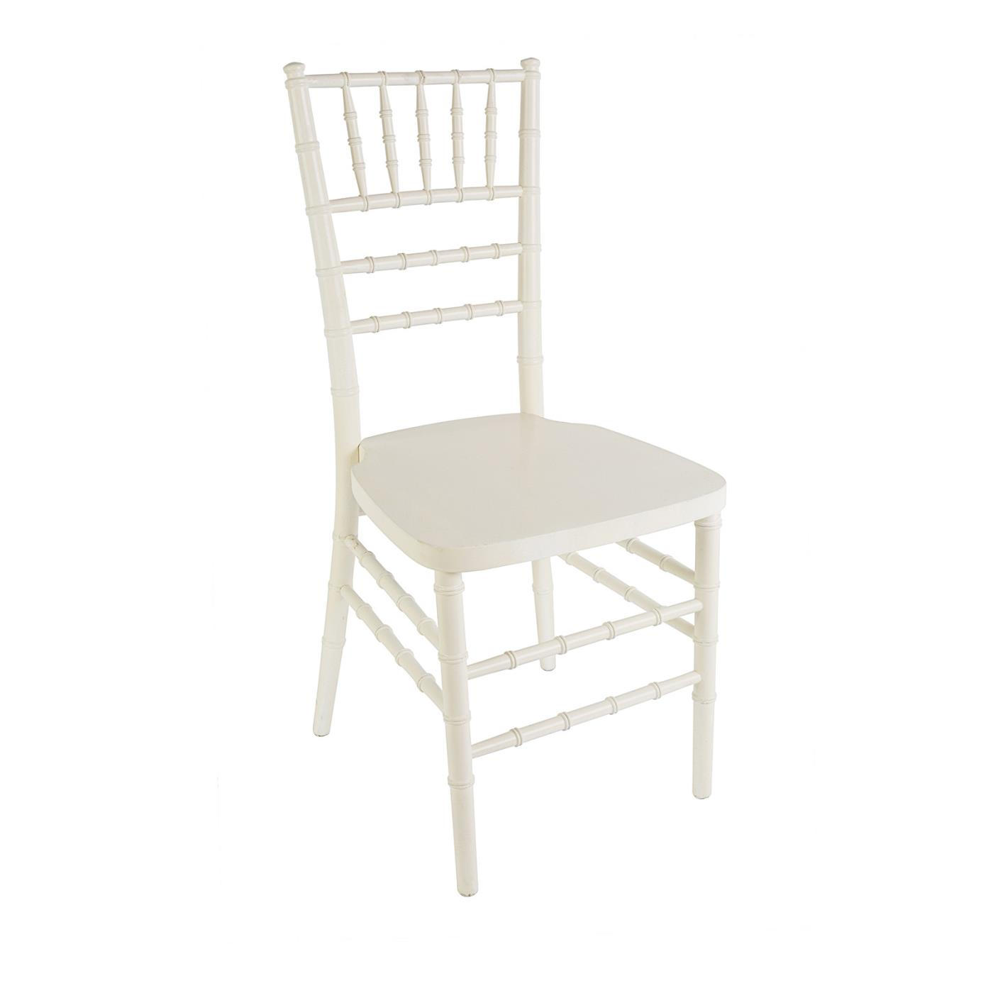 Ivory Reception Chair