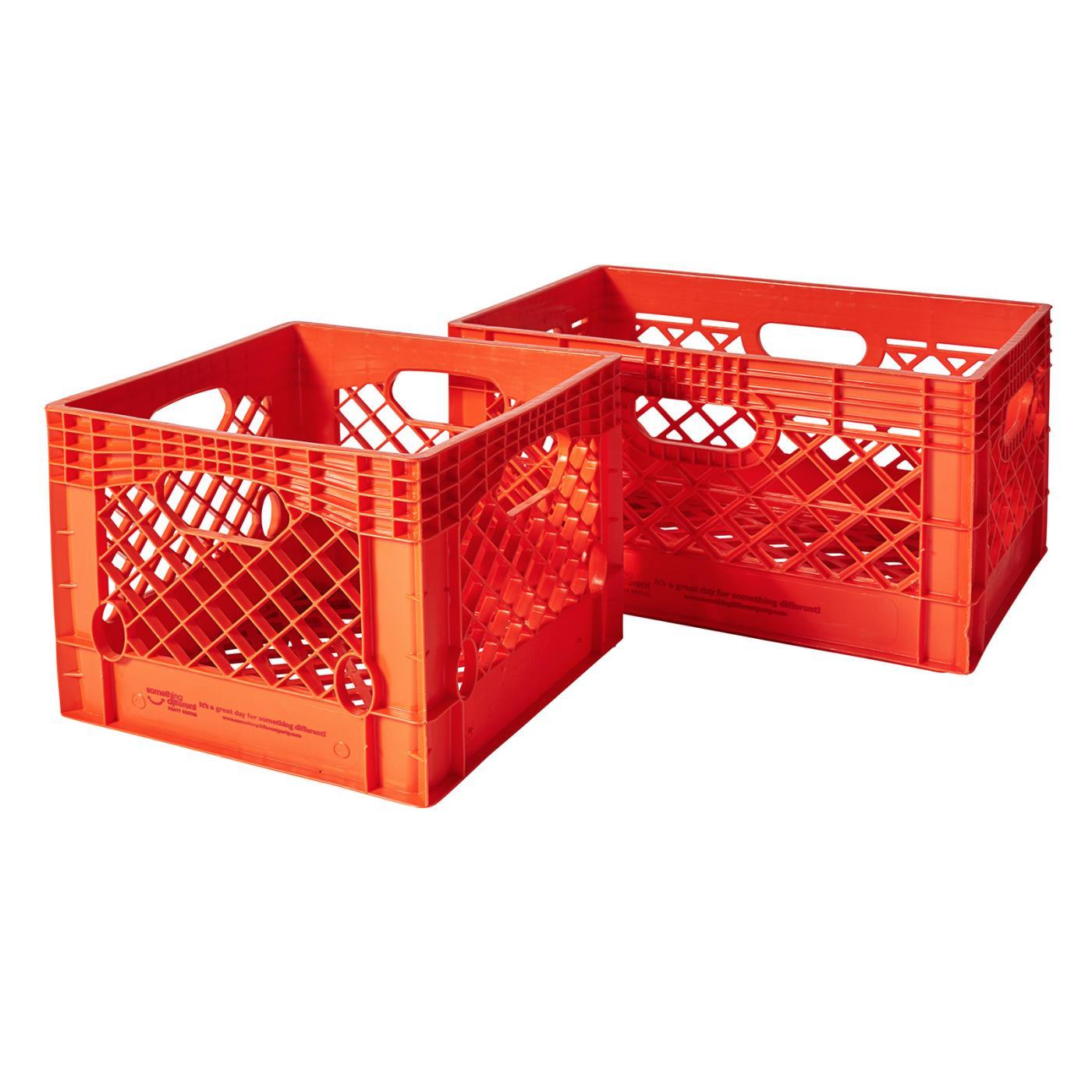 SDPR Milk Crate