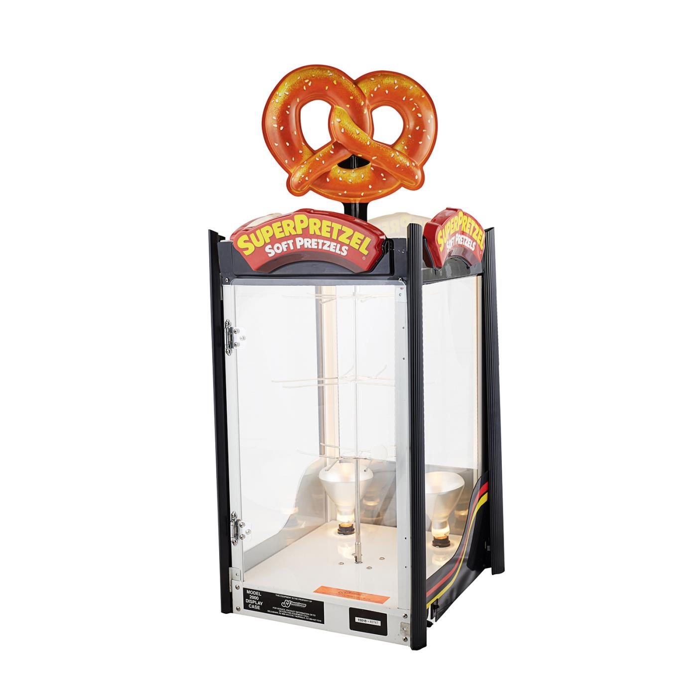 Pretzel Machine