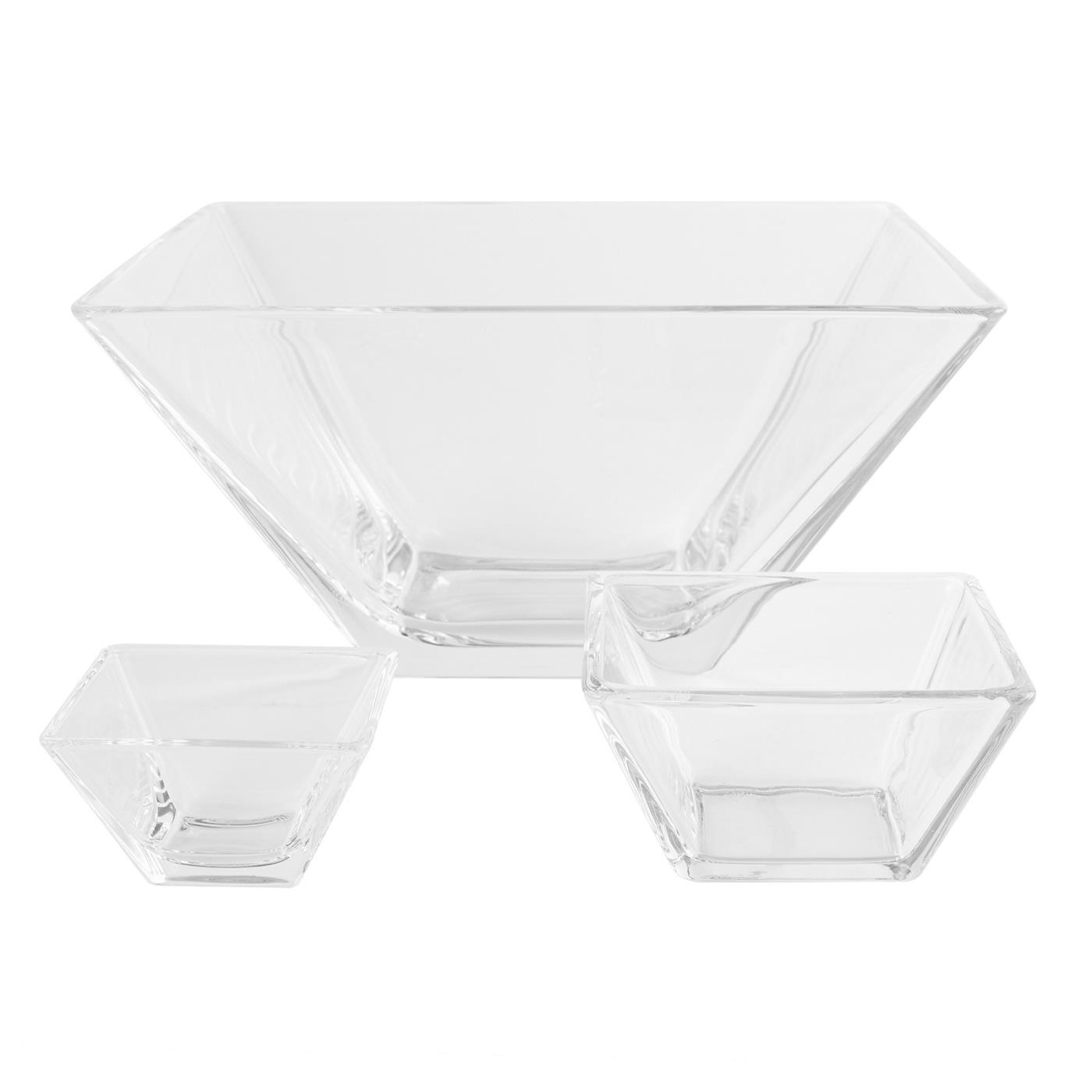 Glass Ilaria Bowl
