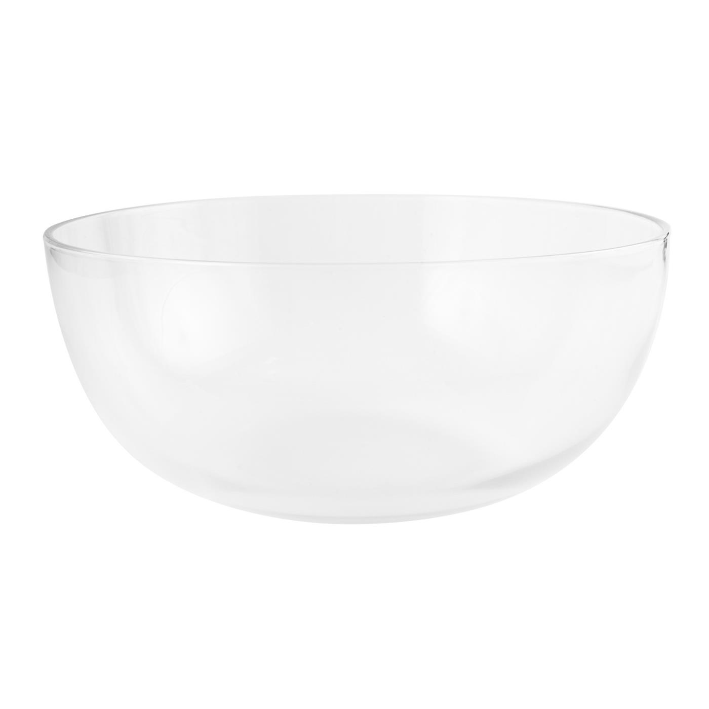 Glass Mezzaluna Bowl