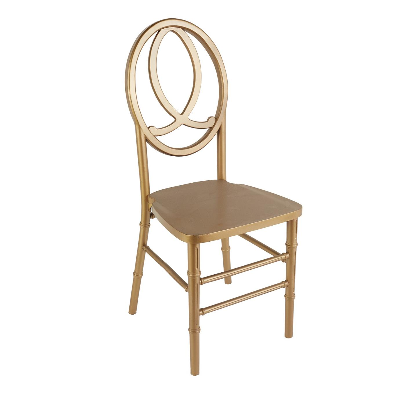 Omega Chair - Gold