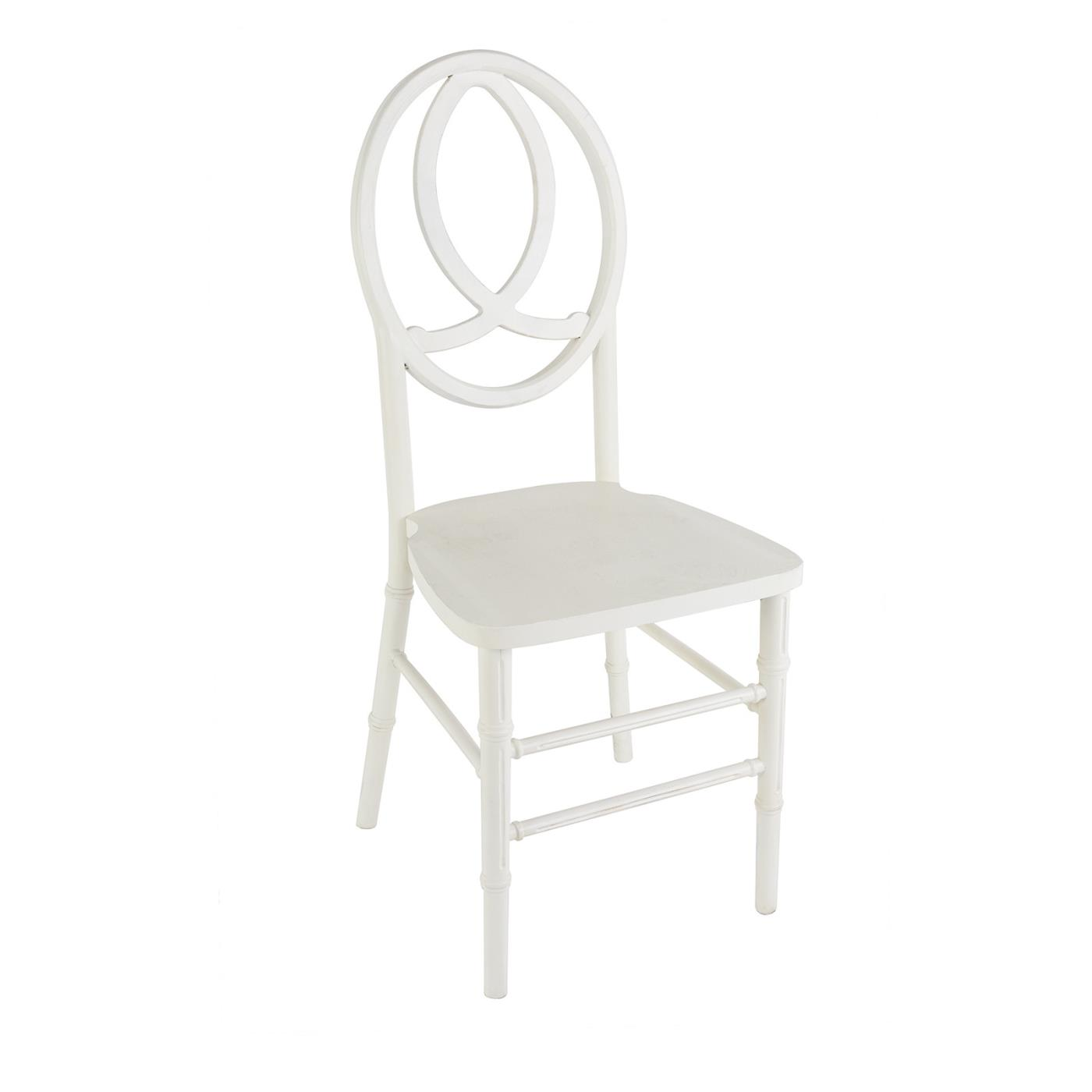 Omega Chair - White