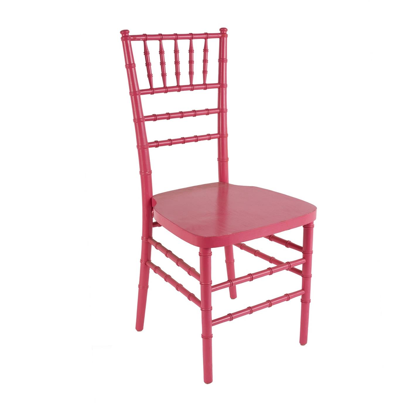 Hot Pink Reception Chair