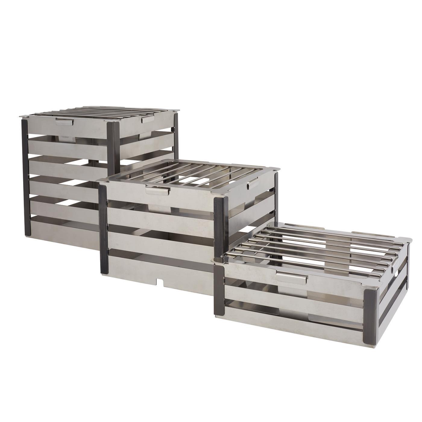 Industrial Steel Riser