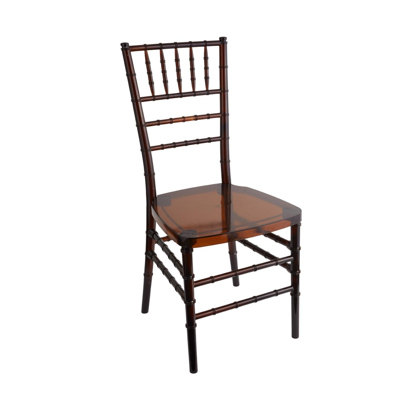 Amber Resin Reception Chair for Rent  SDPR