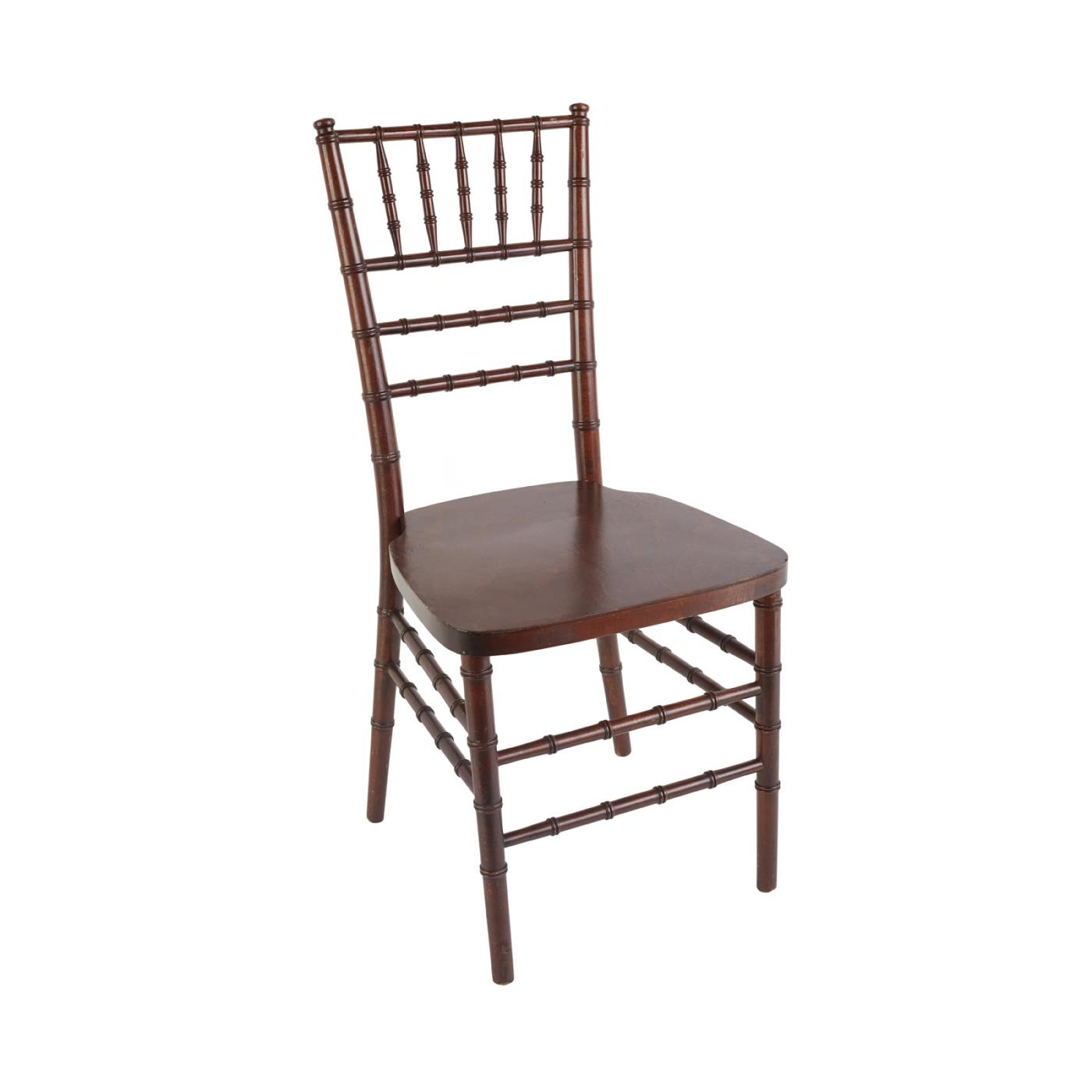 Fruitwood Reception Chair