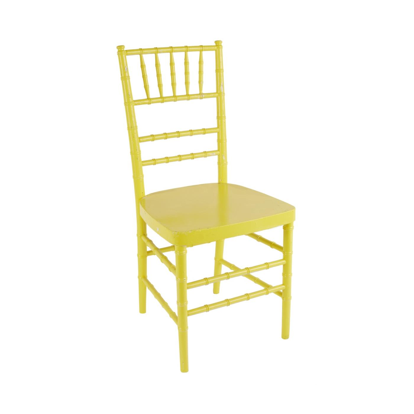 Lemon Reception Chair