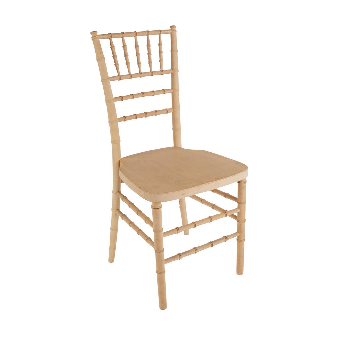 Raw Reception Chair