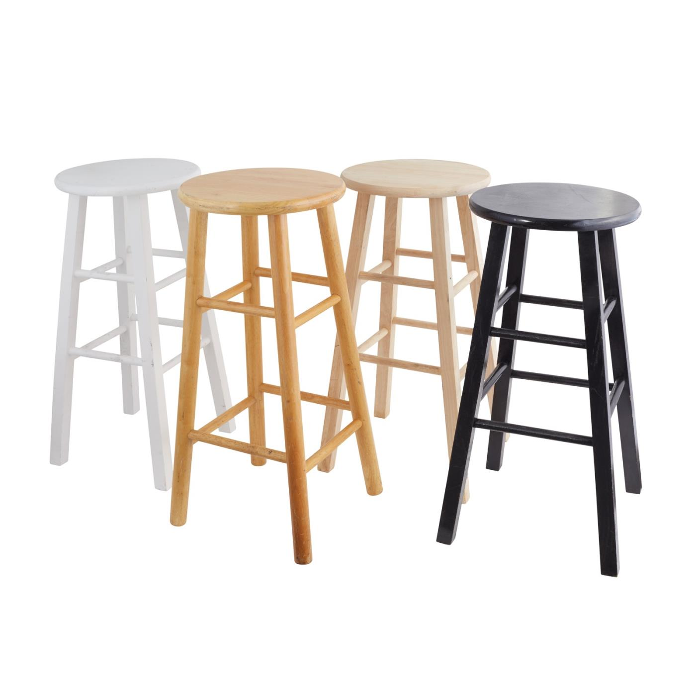 """Backless Stool 30""""H"""