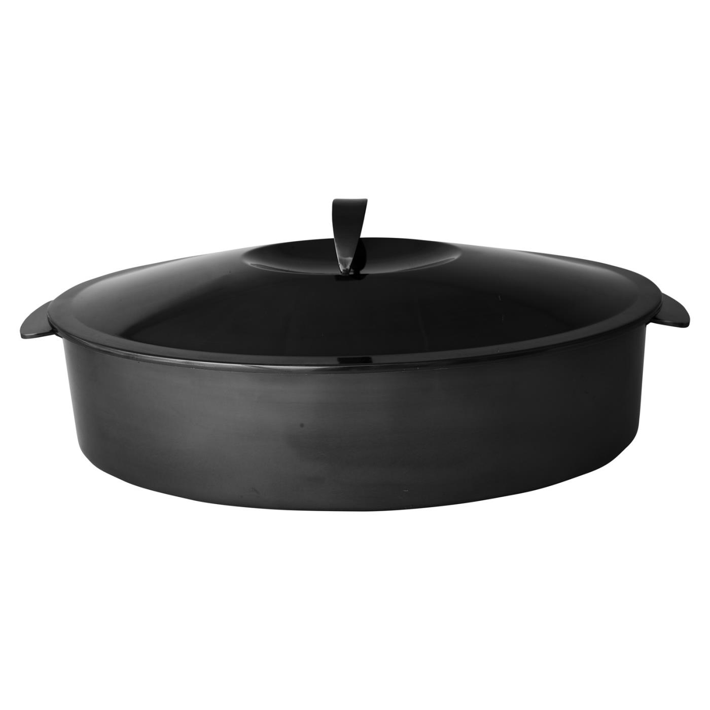 Titanium Oval Dutch Oven