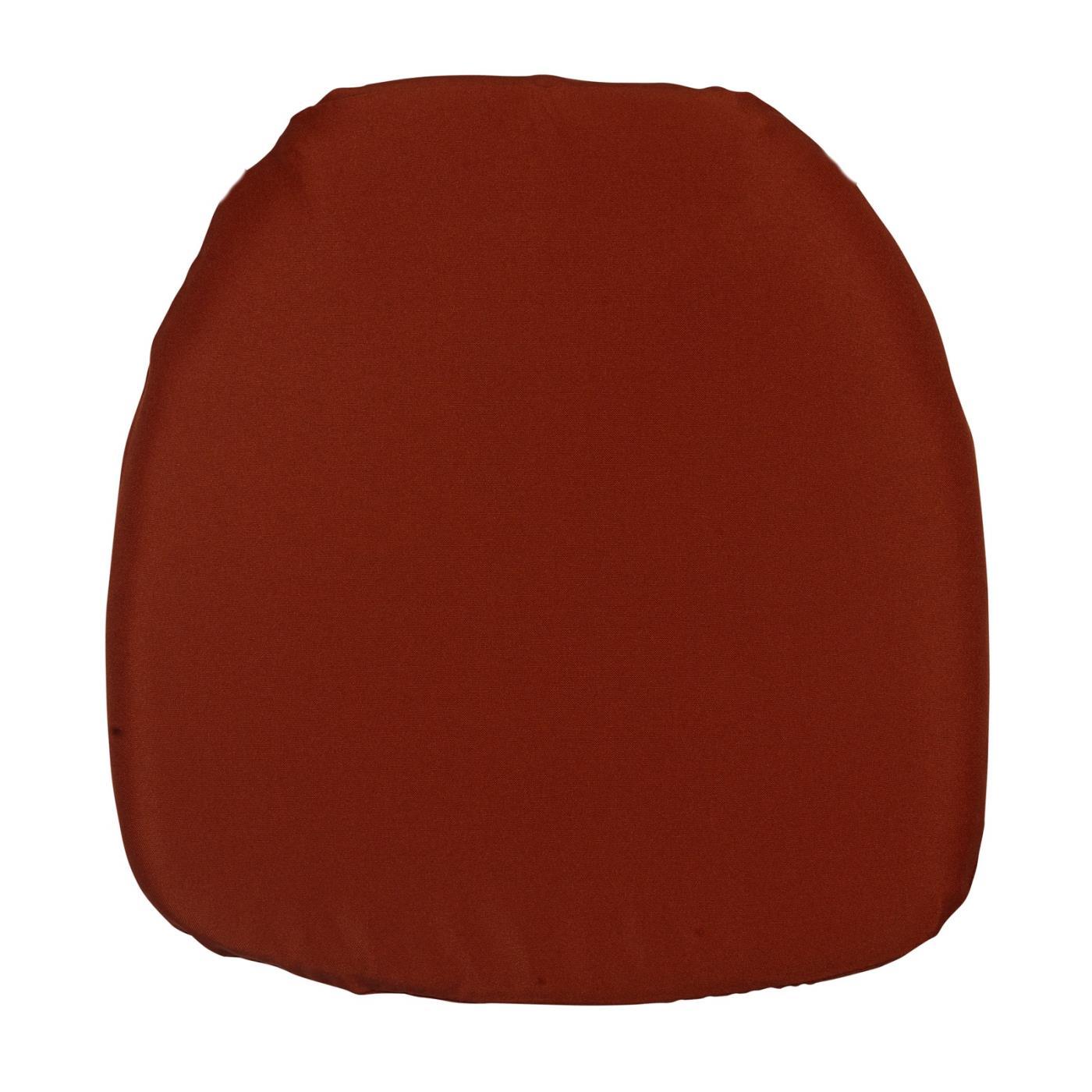 Poly Seat Cushion - Terra Cotta