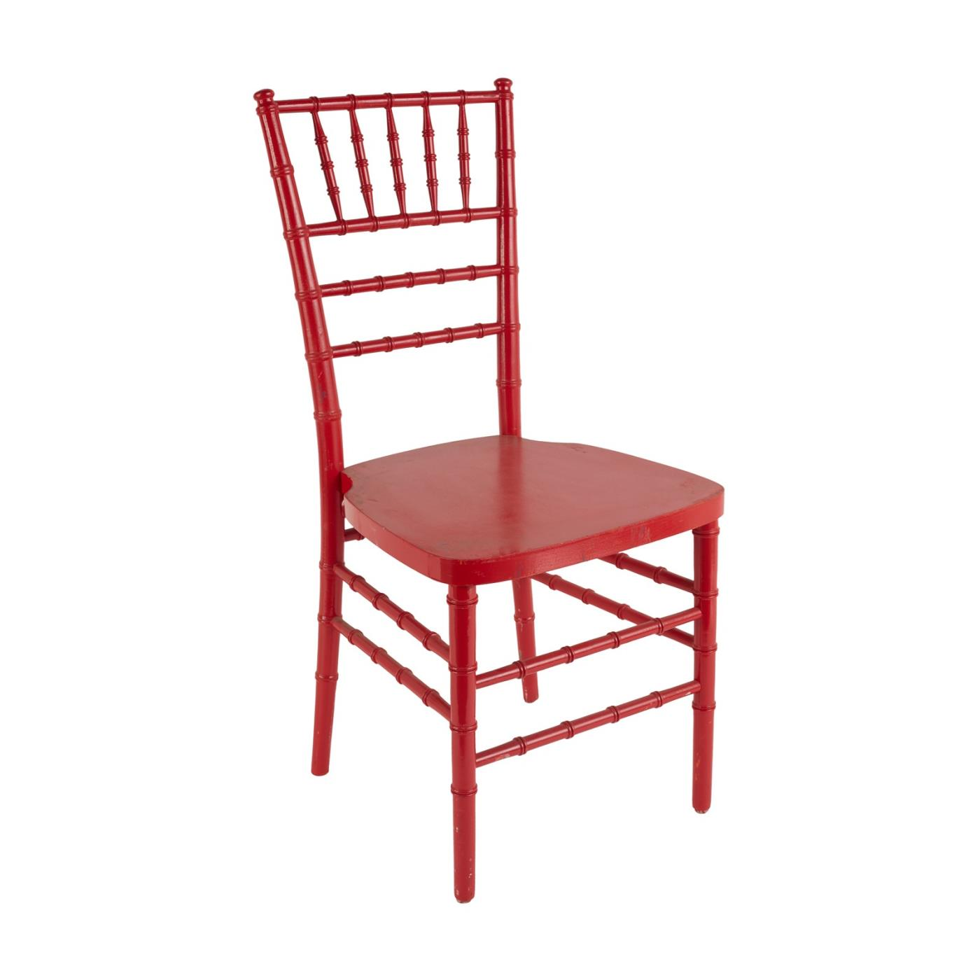 Red Reception Chair