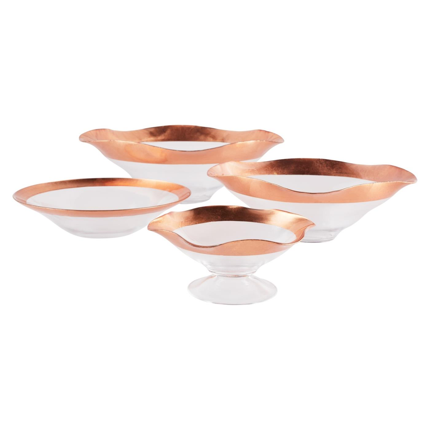 Copper Luster Bowl