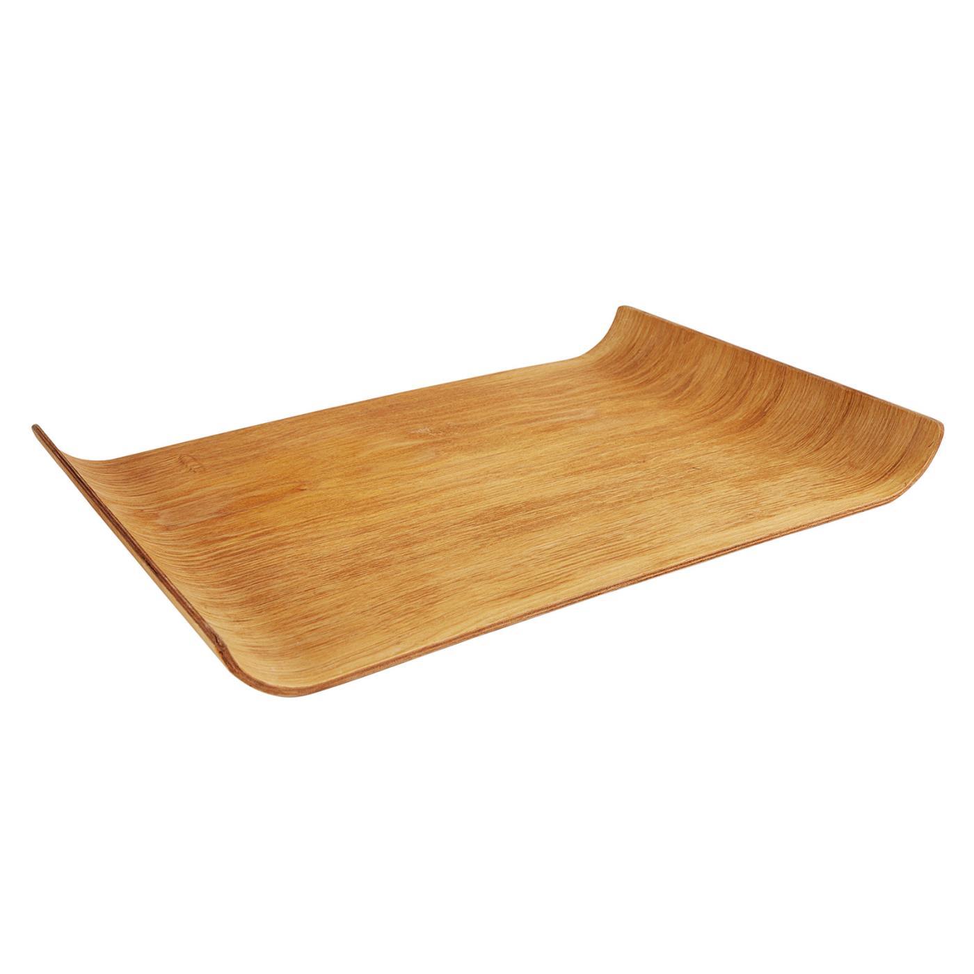 Natural Bentwood Tray