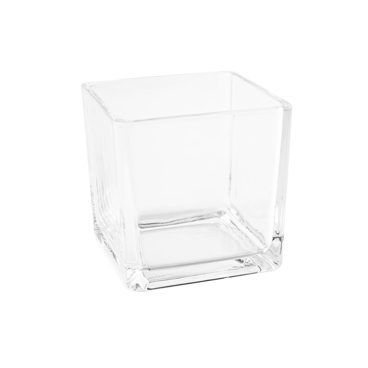 Glass Cube - 4