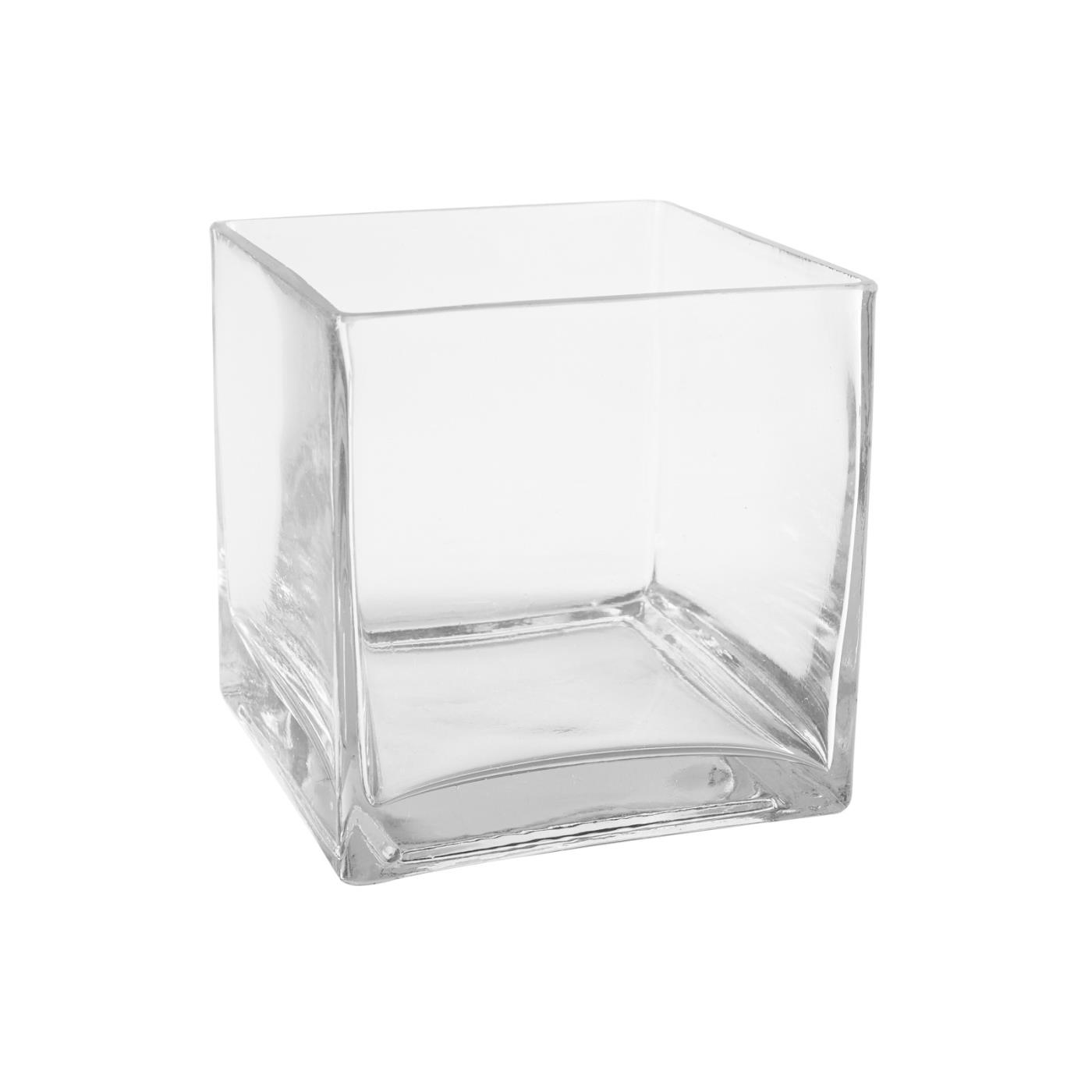 Glass Cube - 5""