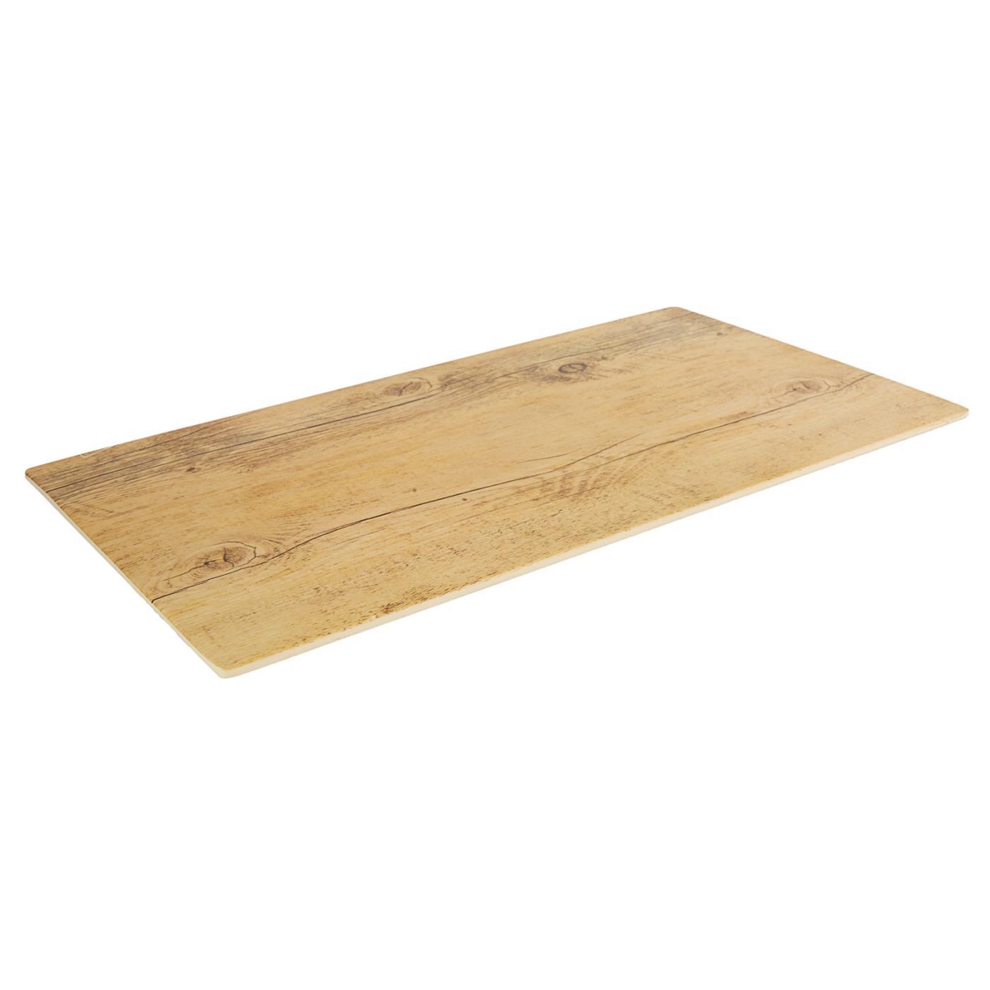 "Wood Plank - 18"" x 10"""