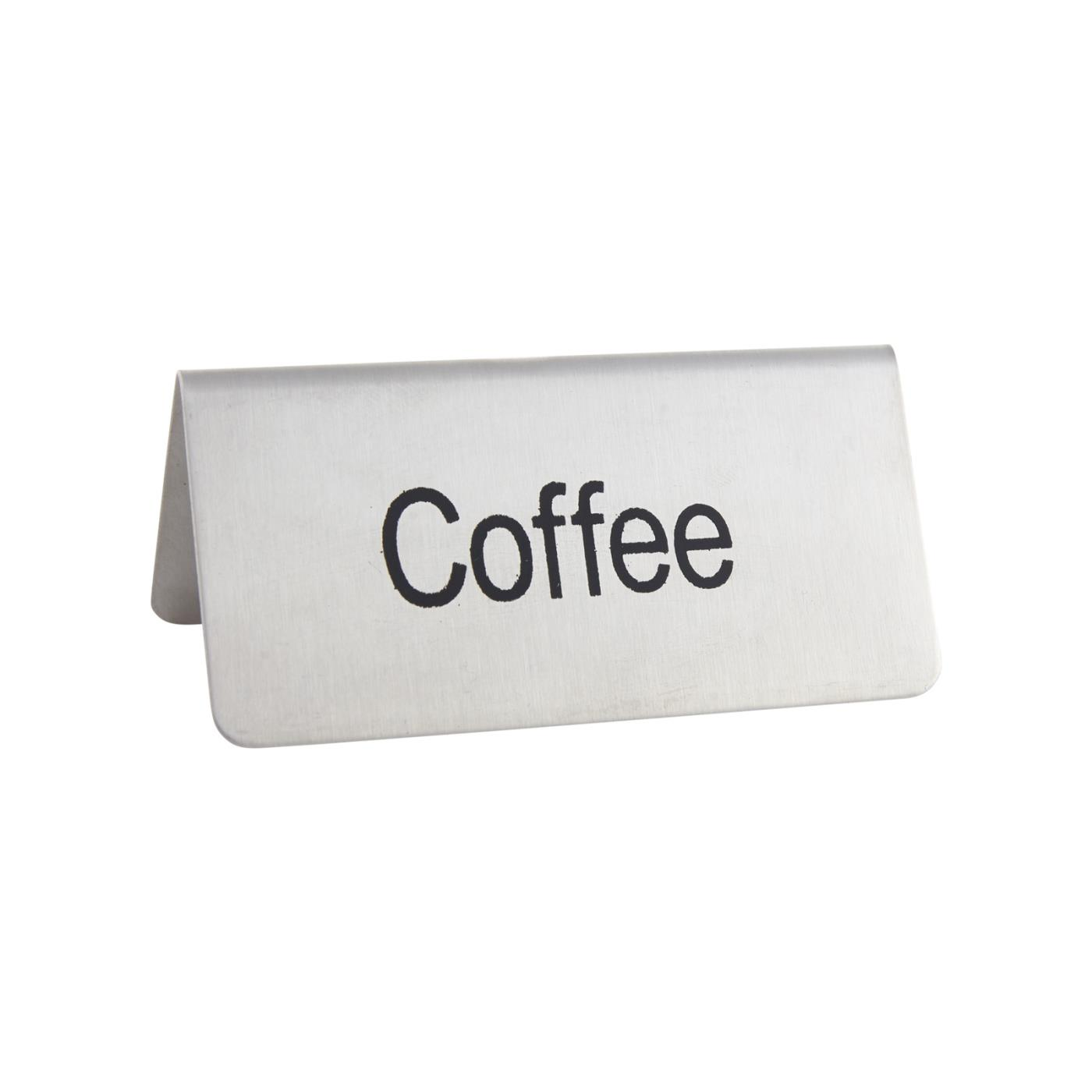 Coffee Tag - Coffee