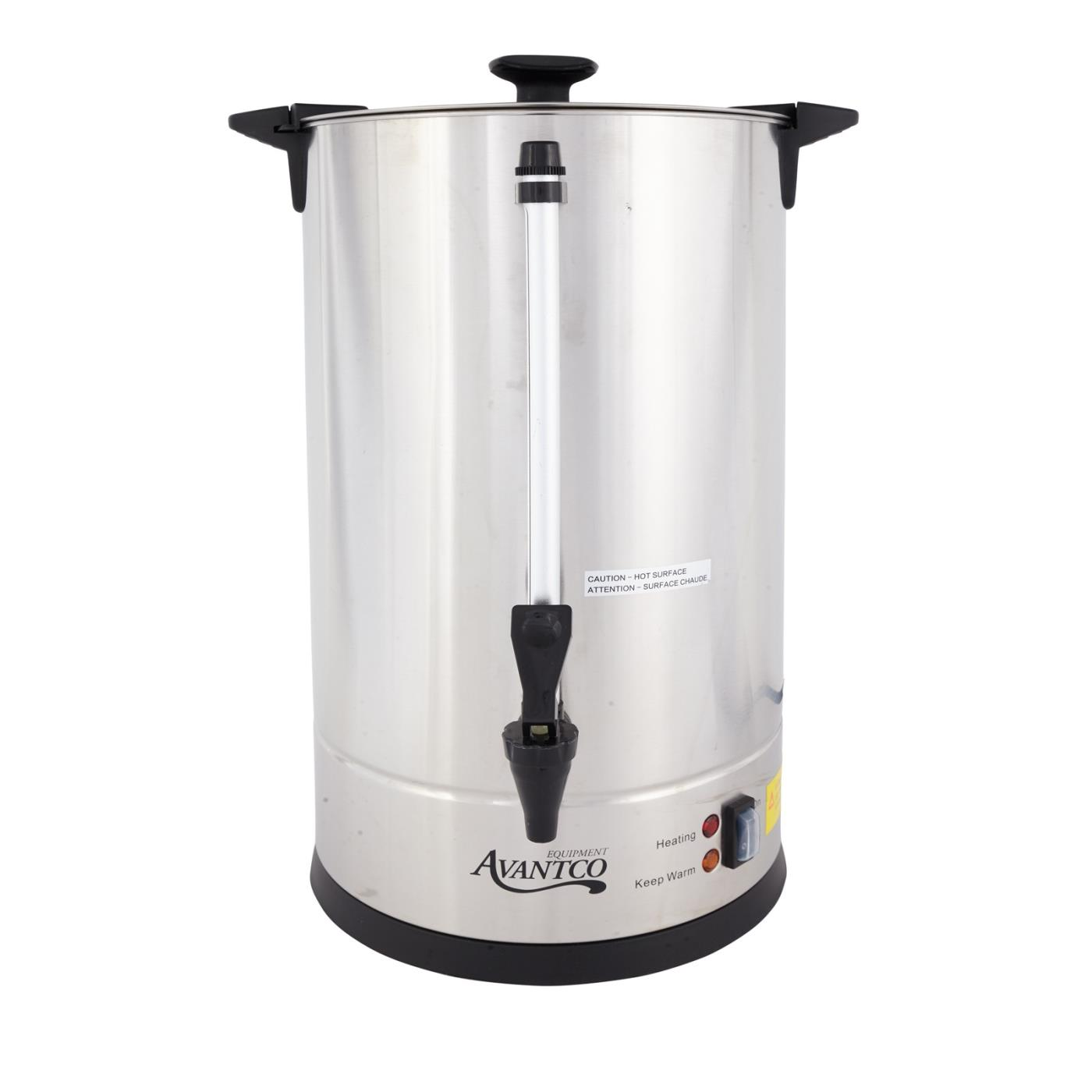 Stainless Steel Coffee Urn