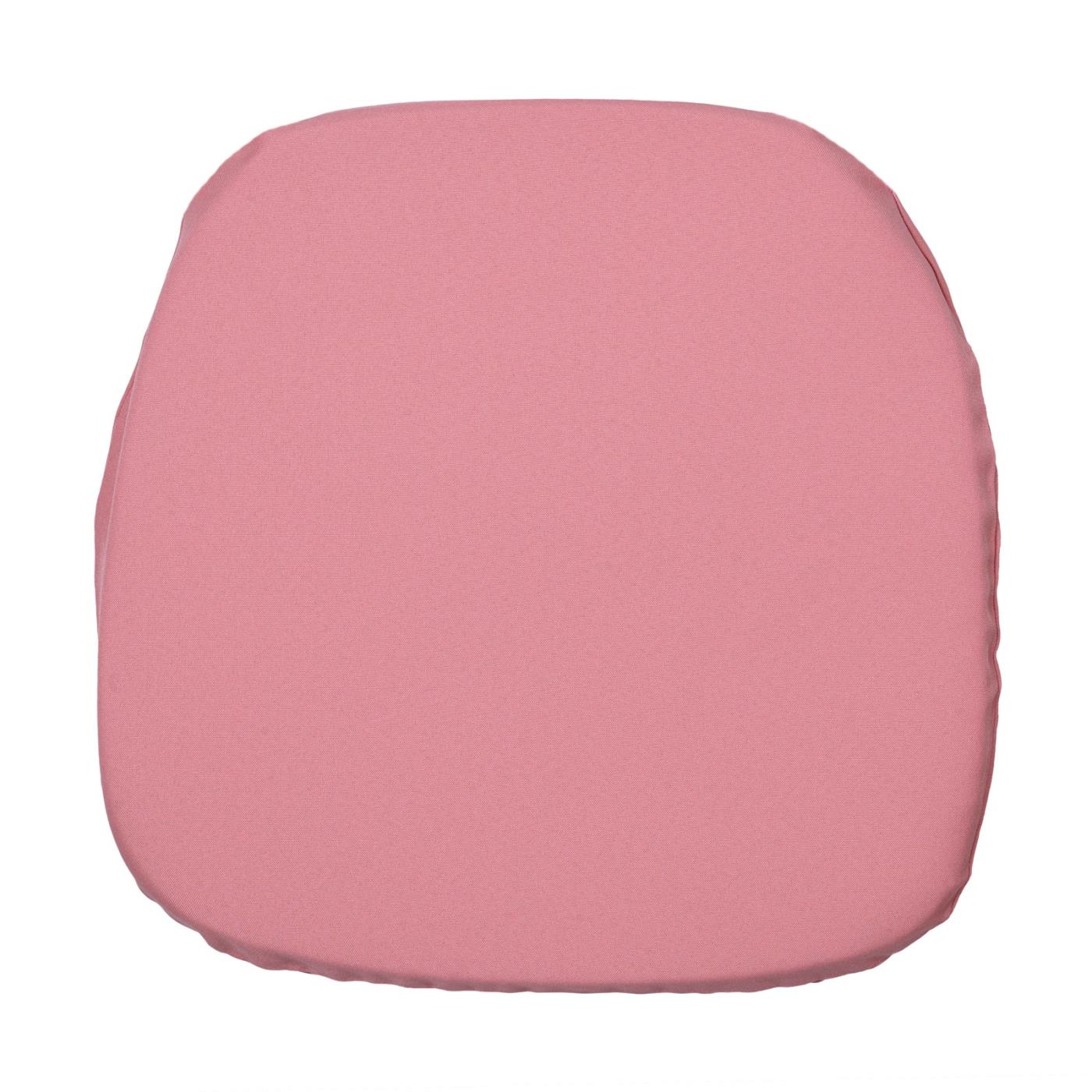 Poly Seat Cushion - Dusty Rose