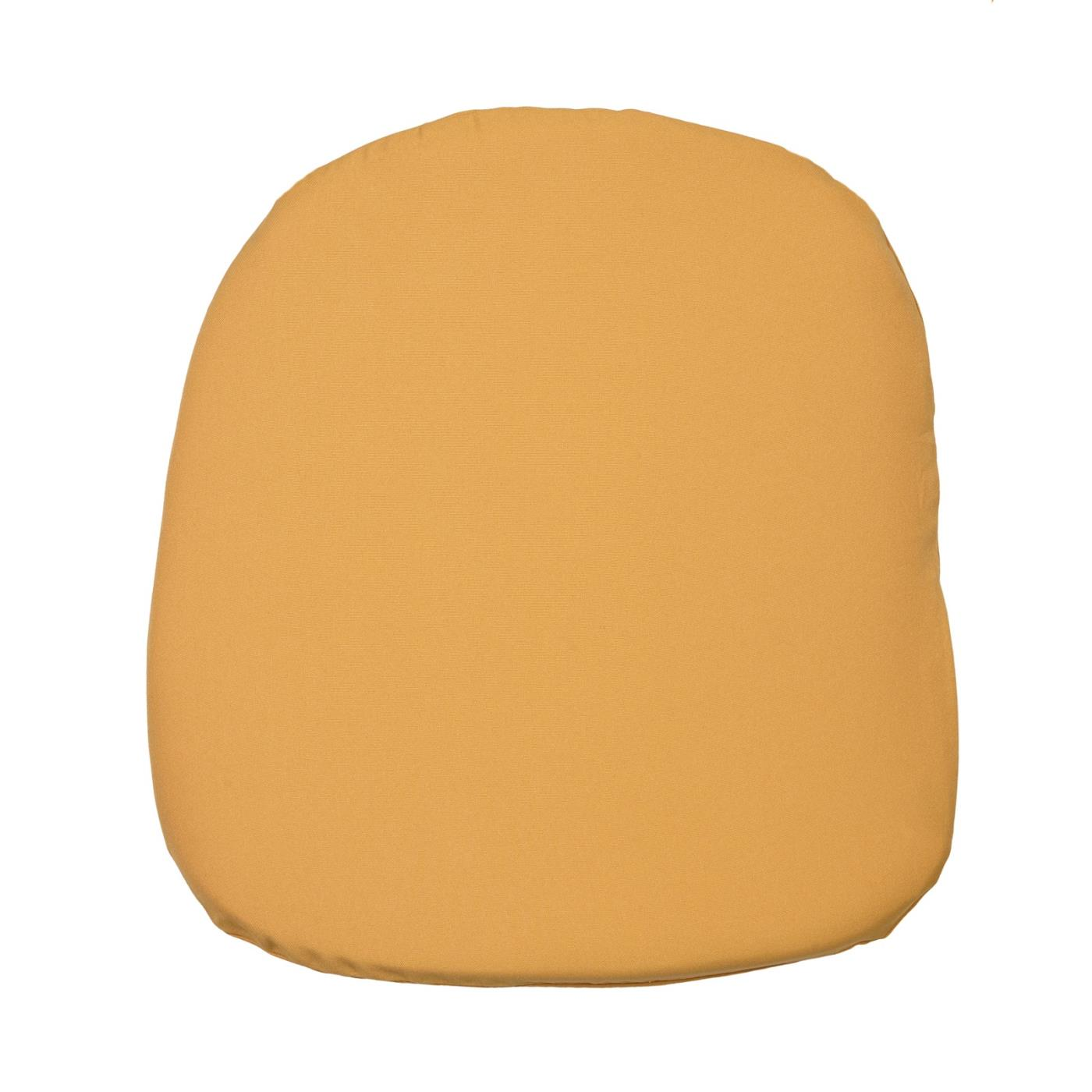 Poly Seat Cushion - Gold