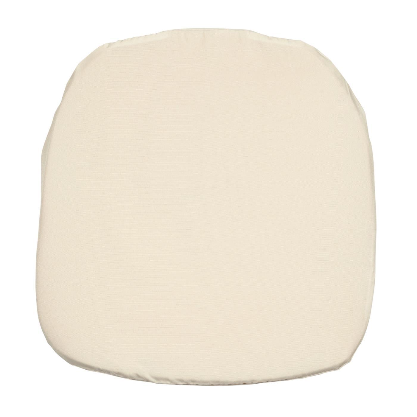 Poly Seat Cushion - Ivory