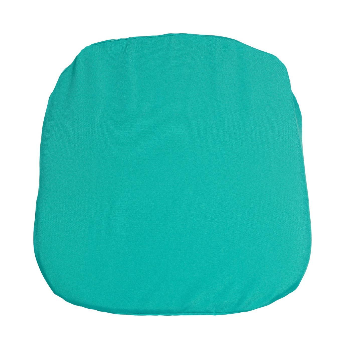 Poly Seat Cushion - Jade