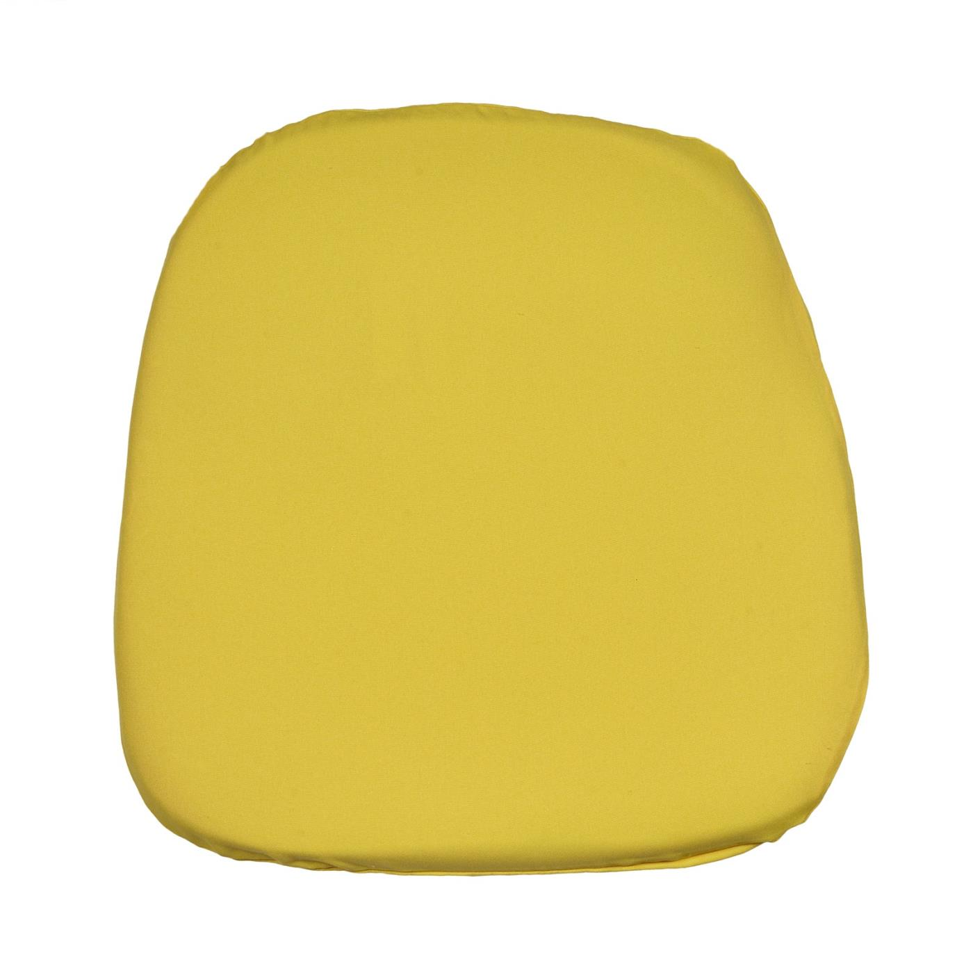 Poly Seat Cushion - Lemon
