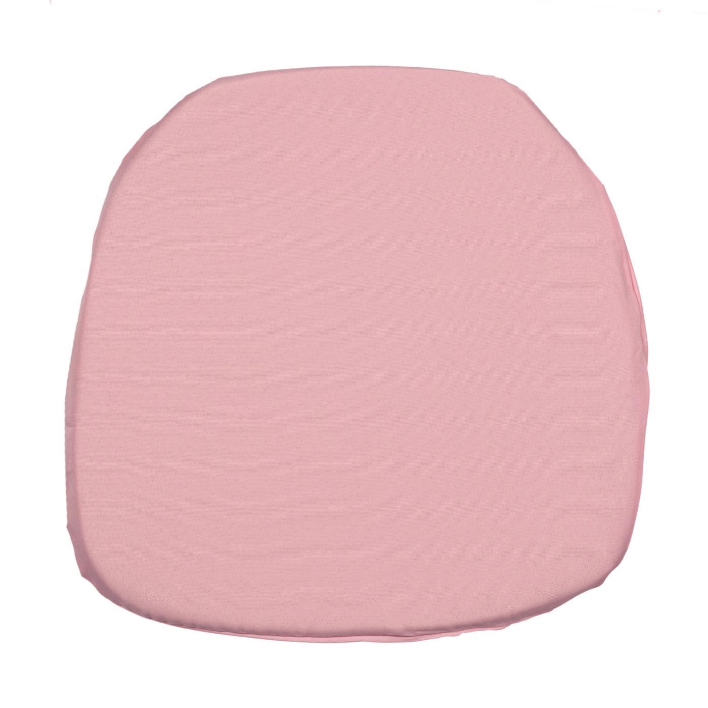 Poly Seat Cushion - Light Pink