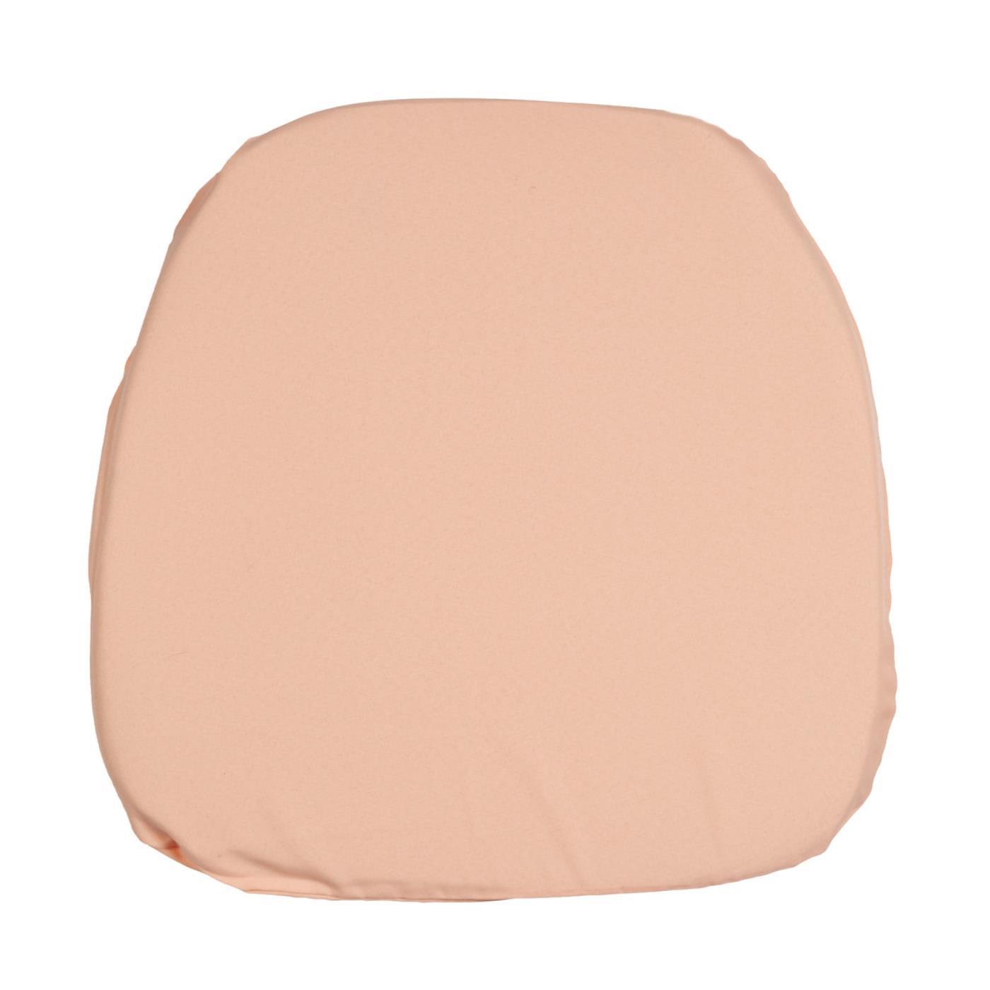Poly Seat Cushion - Peach