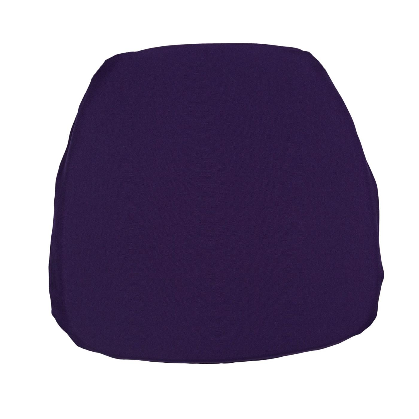 Poly Seat Cushion - Purple