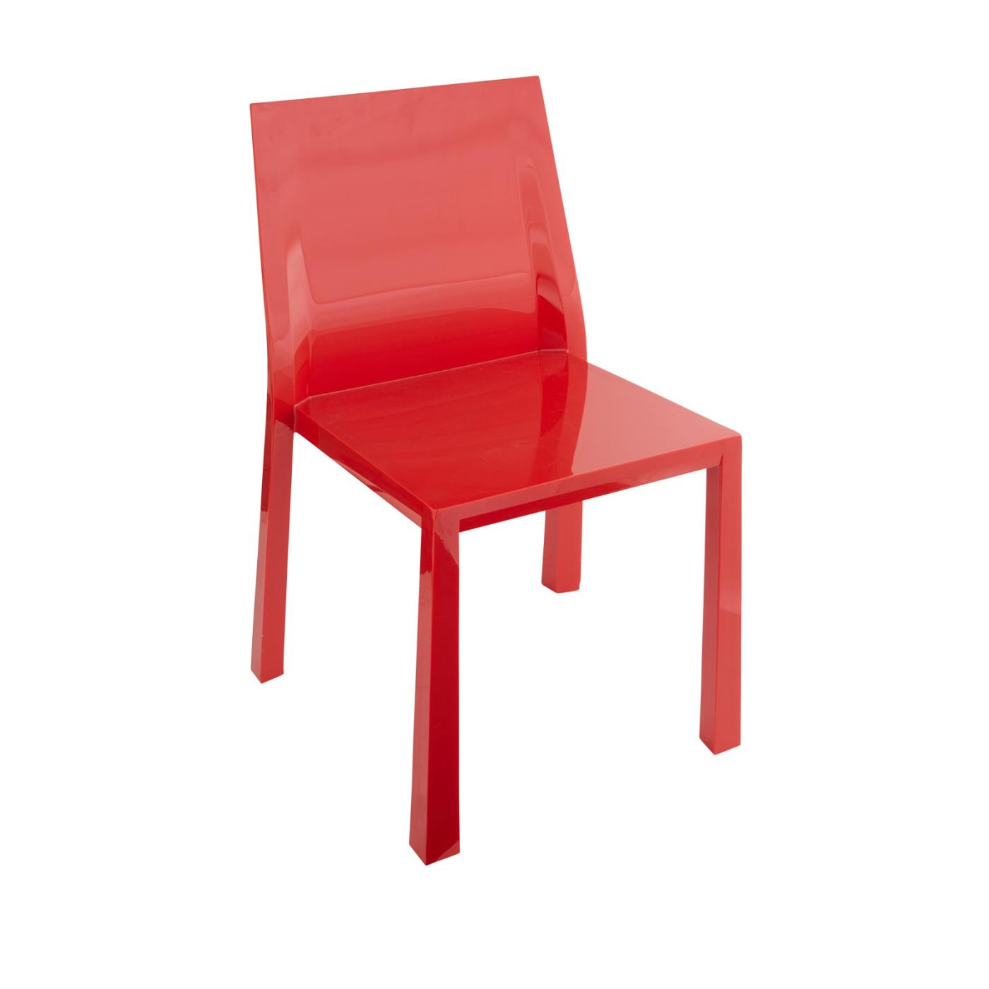 Bell Chair - Red