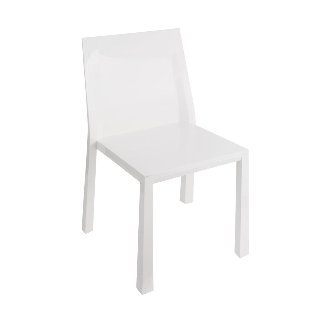 Bell Chair - White