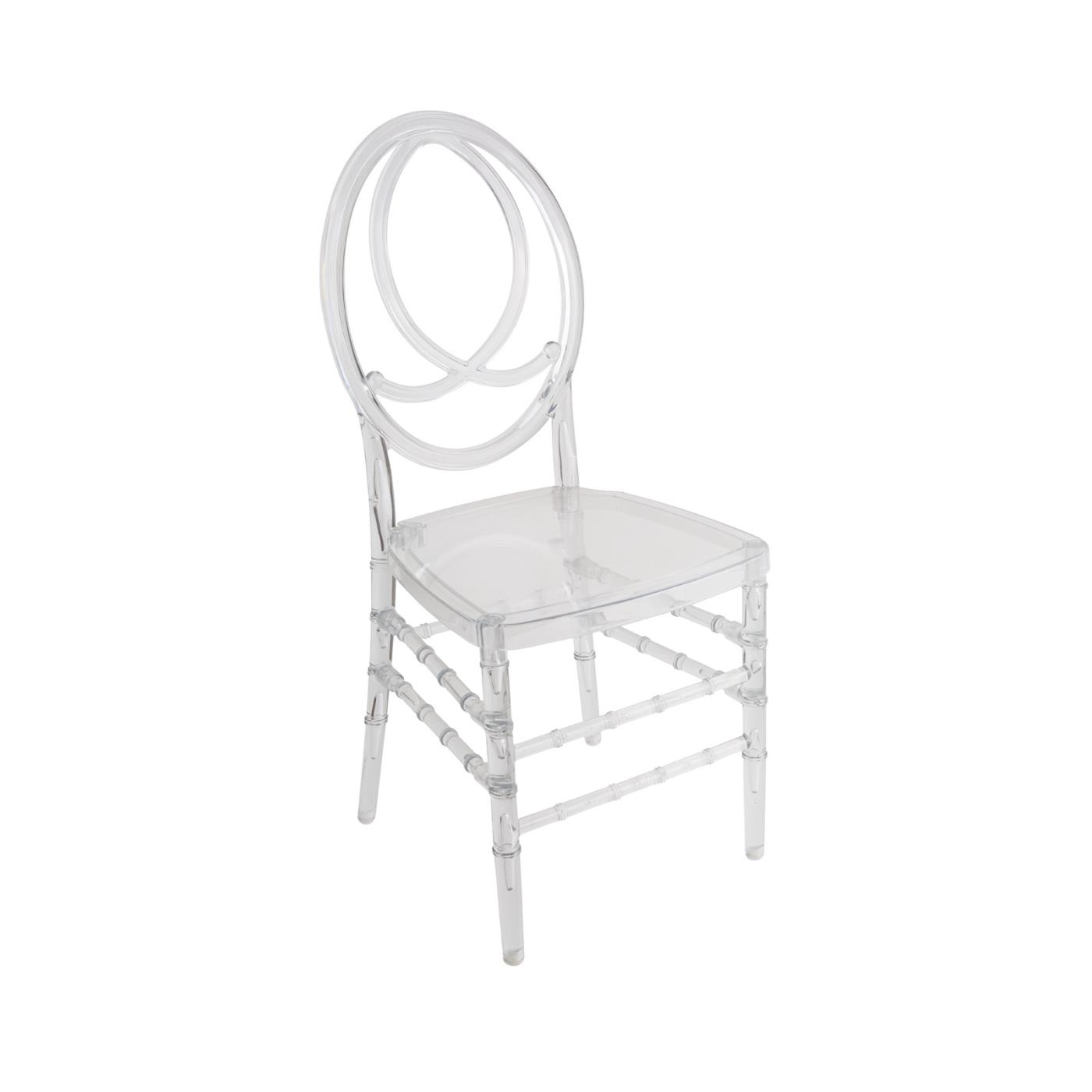 Omega Chair - Clear