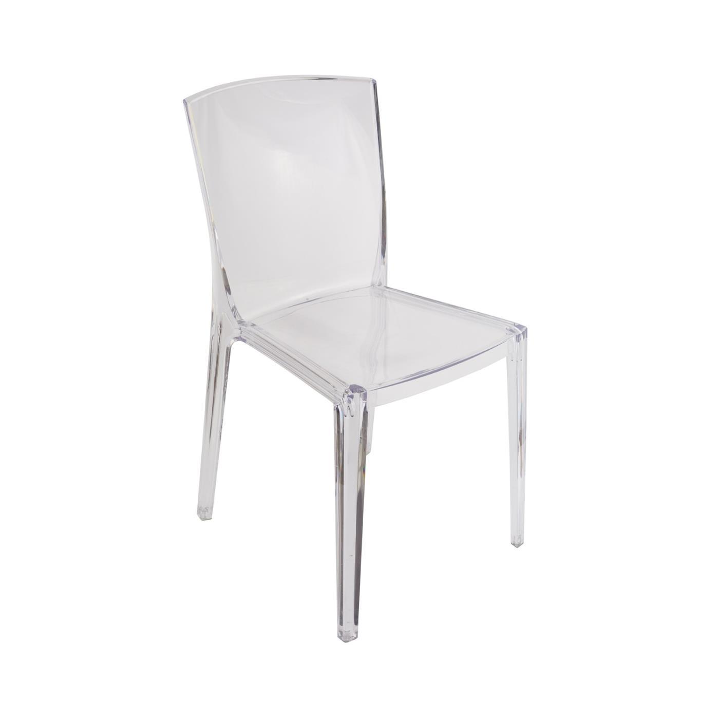 Pure Chair - Transparent