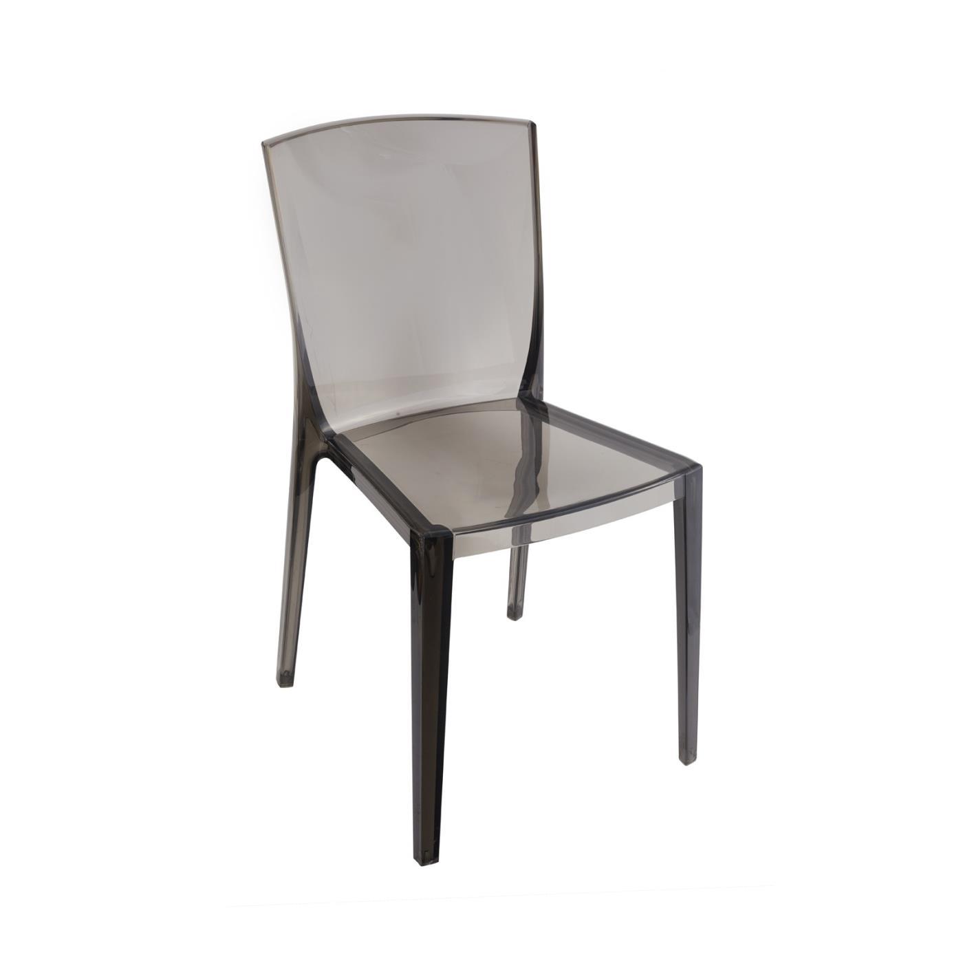 Pure Chair - Smoke Grey