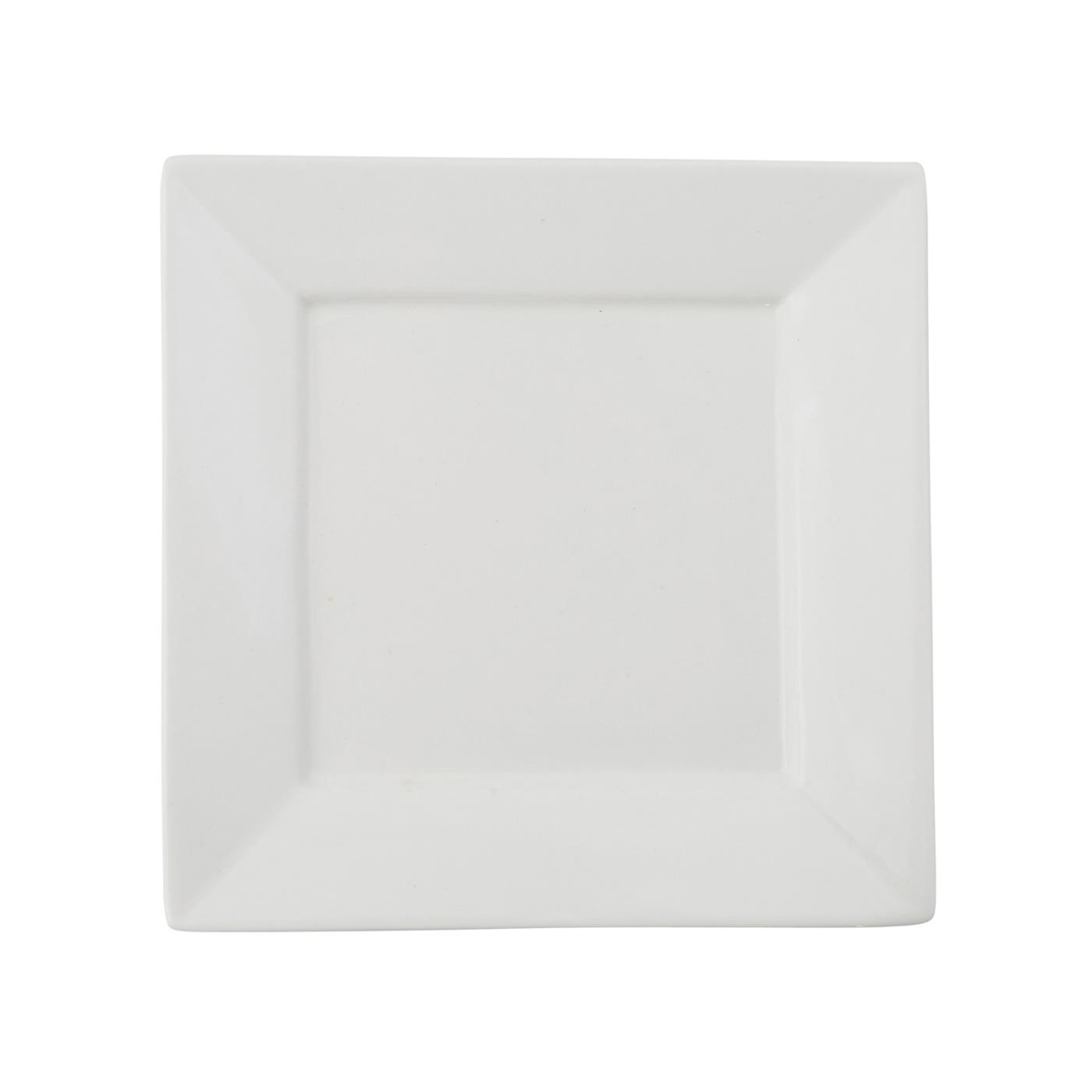 White Square Collection -  Dessert Plate 7.5""